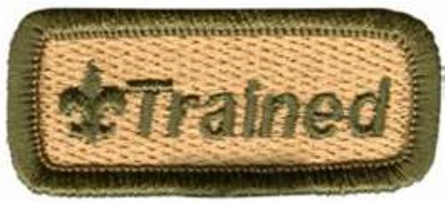 Leader Trained Patch